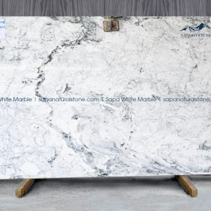 Đá cẩm thạch trắng Sapa | CBQT-02