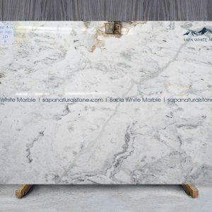 Đá cẩm thạch trắng Sapa | CBQT-13