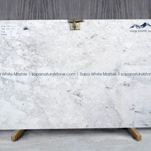 Đá cẩm thạch trắng Sapa | CBQT-19