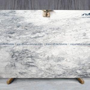 Đá cẩm thạch trắng Sapa | CBQT-23