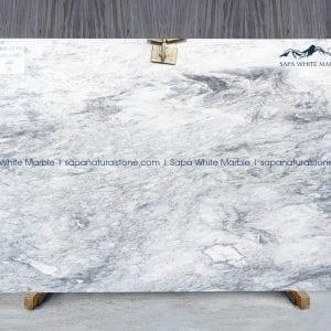 Đá cẩm thạch trắng Sapa | CBQT-23-03