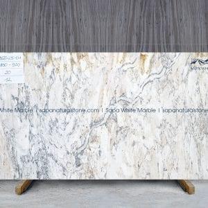 Đá cẩm thạch trắng Sapa | CBQT-25