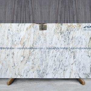 Đá cẩm thạch trắng Sapa | CBQT-26