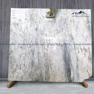 Đá cẩm thạch trắng Sapa | CBQT-29