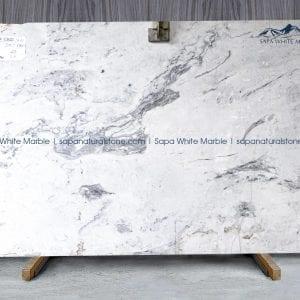 Đá cẩm thạch trắng Sapa | CBQT-34