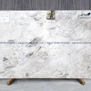Đá cẩm thạch trắng Sapa | CBQT-35