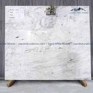 Đá cẩm thạch trắng Sapa | CBQT-36